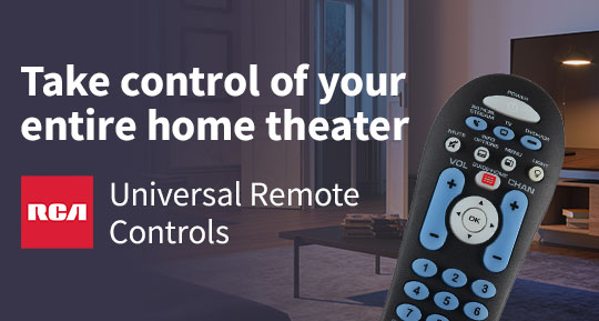 RCA Universal Remotes