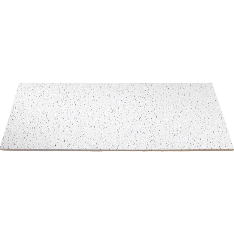 Fifth Avenue 2 Ft. x 4 Ft. White Mineral Fiber Square Edge Ceiling Tile (8-Count) Image 5