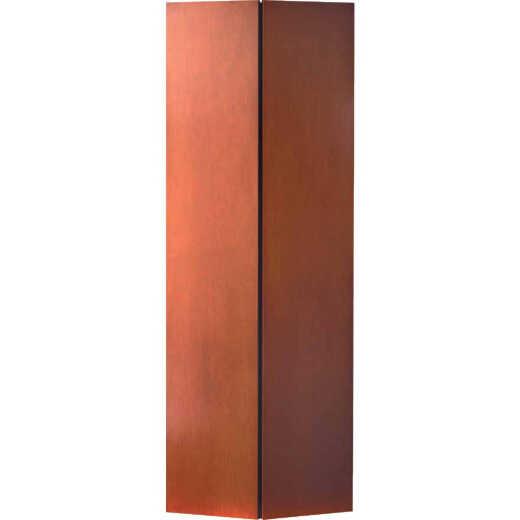 Masonite 30 In. W x 79 In. H Lauan Interior Hollow Core 2-Door Bifold Door