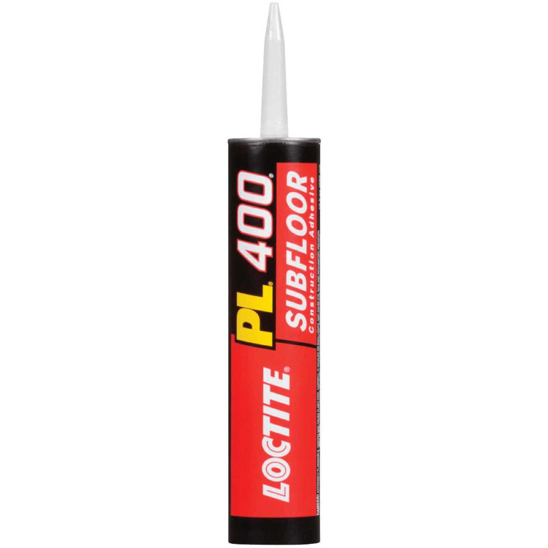 LOCTITE PL 400 10 Oz. VOC Subfloor Adhesive Image 1