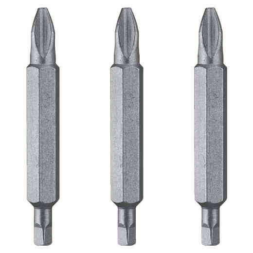 DeWalt Phillips #2 Square Recess Double-End Screwdriver Bit