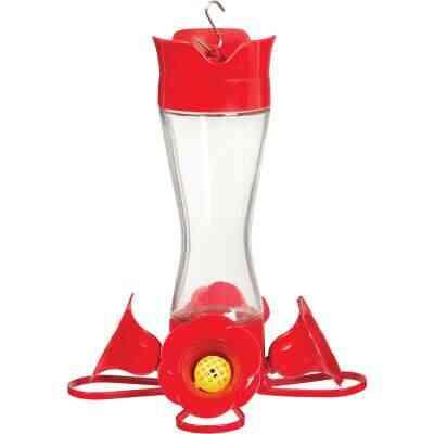 Perky-Pet 8 Oz. Glass Hummingbird Feeder